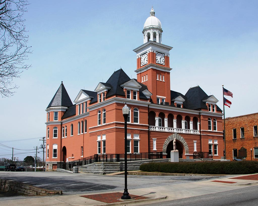 Elbert County Courthouse