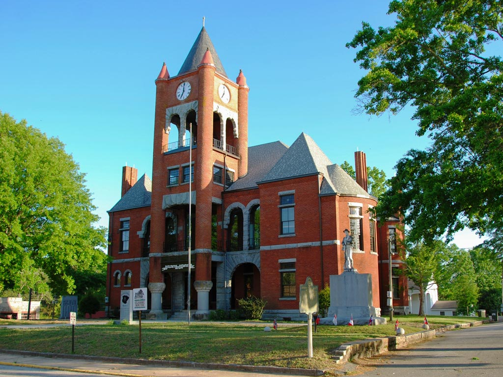 Oglethorpe County Courthouse