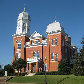 Taliaferro County Courthouse