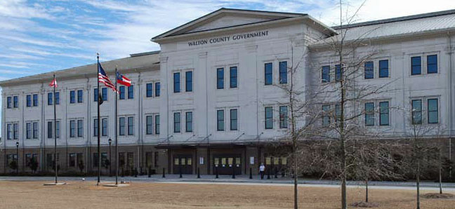 Walton County Courthouse